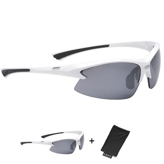Brille BBB Impulse S - Weiss