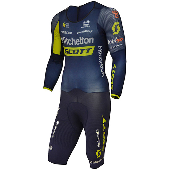 Giordana FR-C Pro Chrono suit Ls Mitchelton Scott Asia tour body