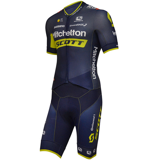 Giordana FR-C Pro Skin suit Mitchelton Scott Asia Tour Body