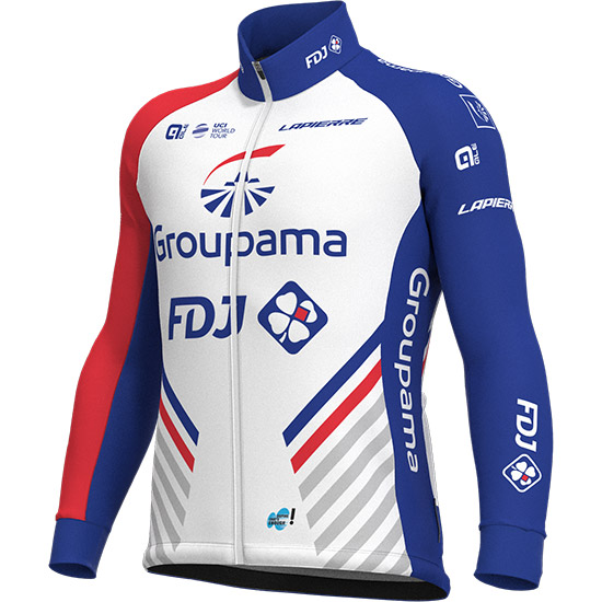 Groupama Fdj 2018 Winter Jacke