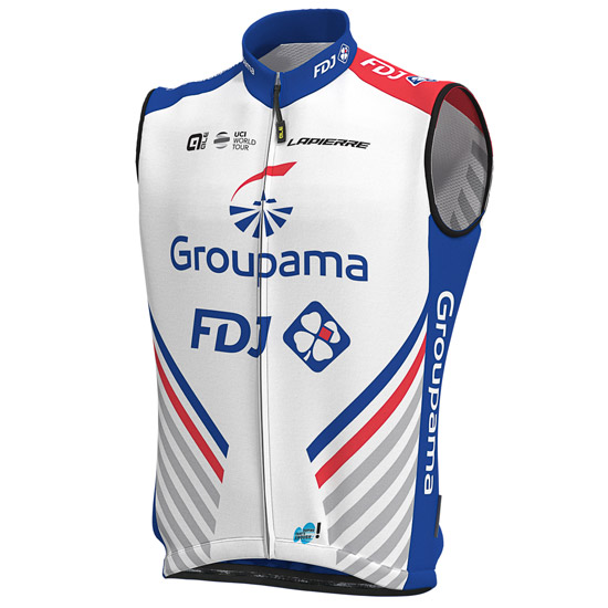 Groupama FDJ 2019 veste wind