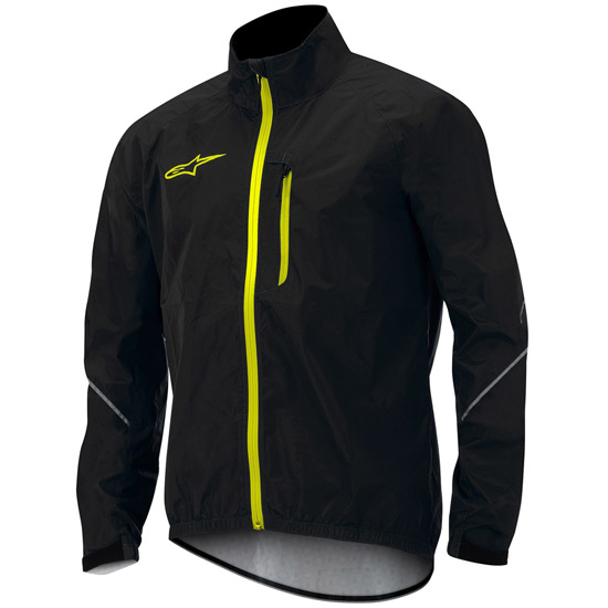 Jacket Alpinestar Descender - Schwarz Gelb