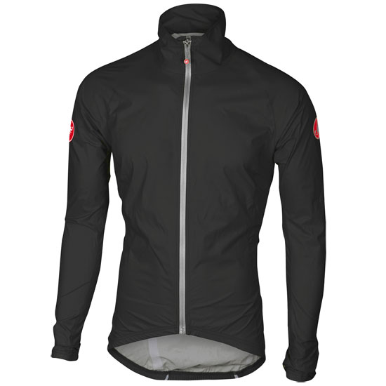 Jacket Castelli Emergency - Schwarz