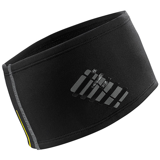 Mavic Winter Stirnband - Schwarz