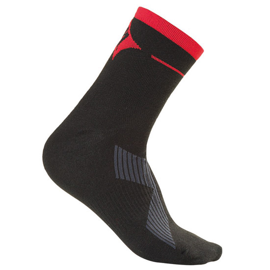 Socken Frau Winter Specialized RBX Comp - Rot