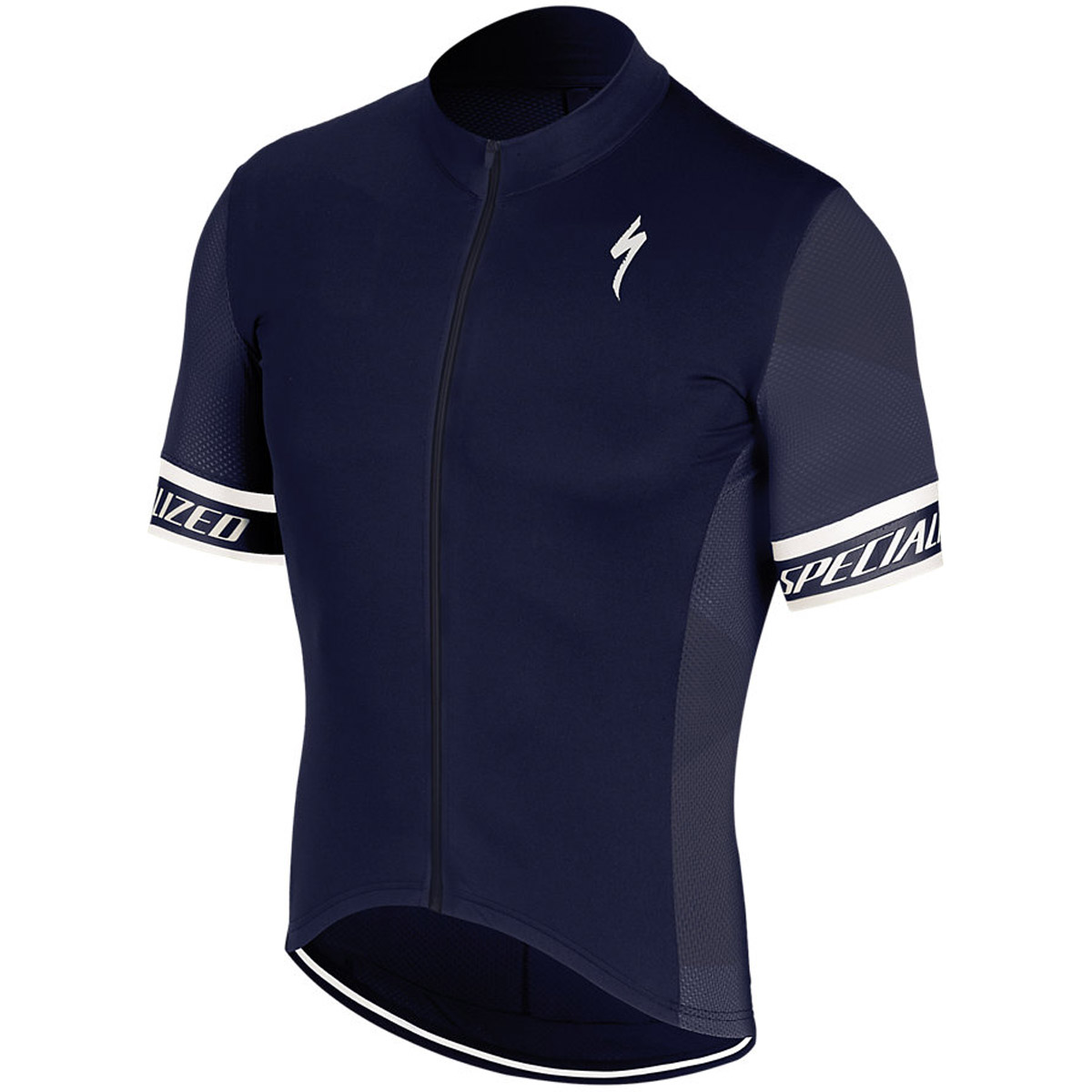 Specialized SL Elite trikot 2019 - Blau Weiss