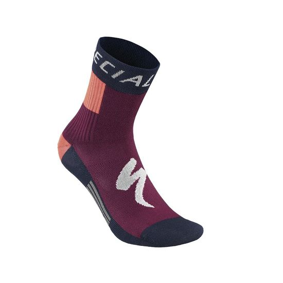 Specialized RBX Comp Logo frau winter socken - Violett