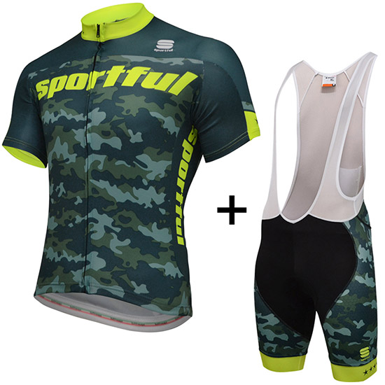 Sportful Camo Kit - Grun