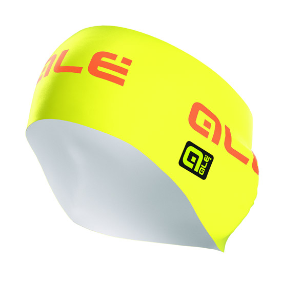 Stirnband Ale - Gelb Fluo Orange Fluo