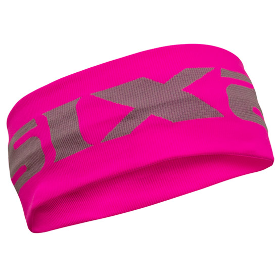 Stirnband SIX2 FSX - Pink Fluo