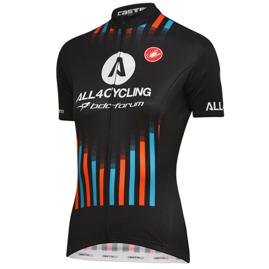 Team All4cycling Bdc 2018 trikot