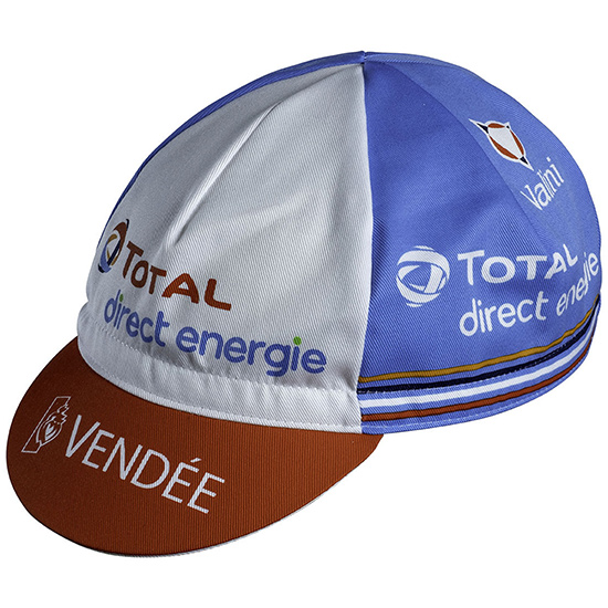 Total Direct Energie 2019 Radsport cap