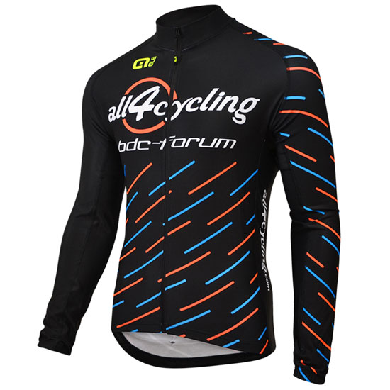 Trikot L/A Team All4cycling Bdc
