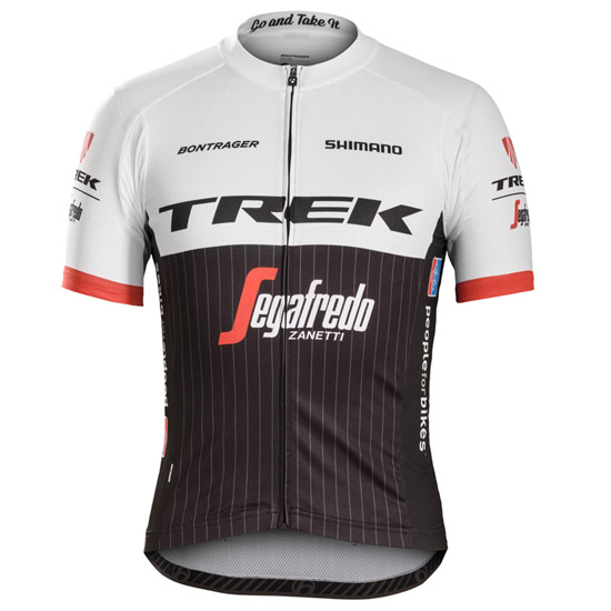 Trikot Trek Segafredo Racing Team 2016
