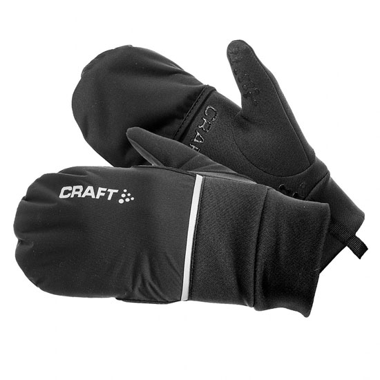 Winterhandschuhe Craft Hybrid Weather 2017 - Schwarz